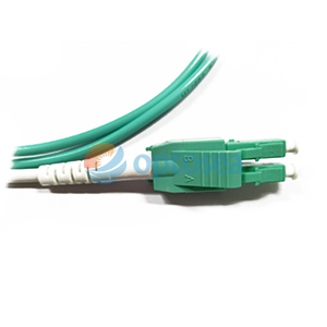 Optosea Lc Duplex Switchable Unit Boot Patchcord Om3 Om4